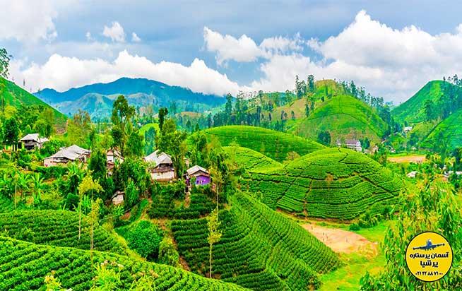 کشور سریلانکا