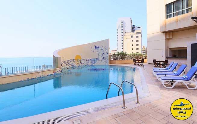 امکانات تفریحی هتل RAMADA PLAZA BEIRUT
