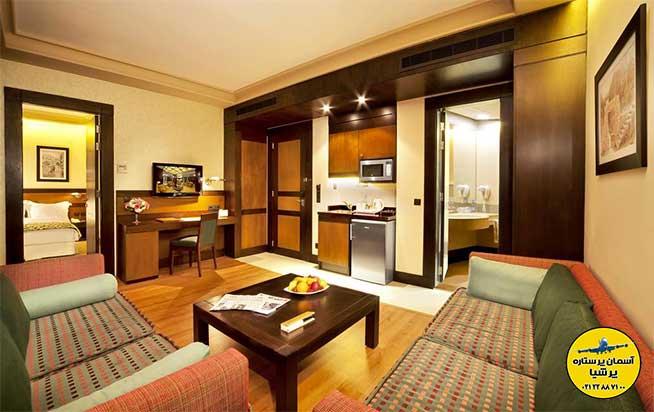 امکانات عمومی هتل