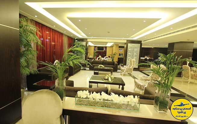 رستوران و بار هتل الیت لبنان