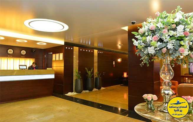 معرفی هتل ال حمرا لبنان (Coral Beirut Al Hamra Hotel)
