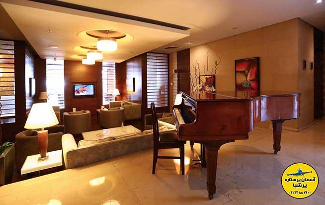 معرفی هتل رامادا پلازا بیروت