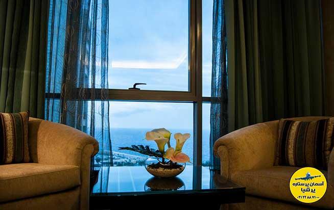 هتل الیت بیروت در لبنان Elite Hotel & Spa