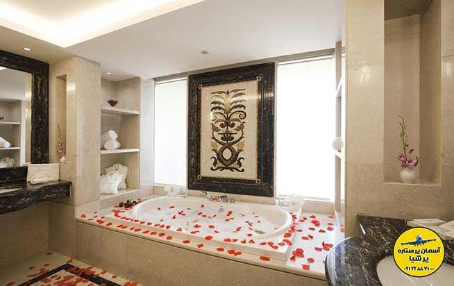 هتل پنج ستاره شهر بیروت