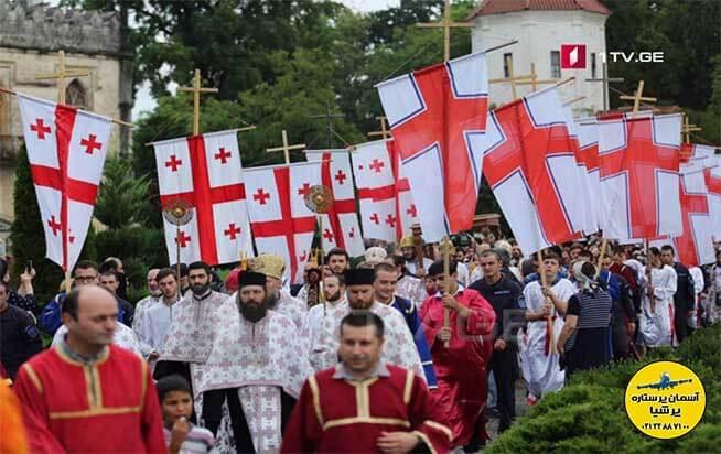 جشن والاکرنوبا زوگدیدی گرجستان