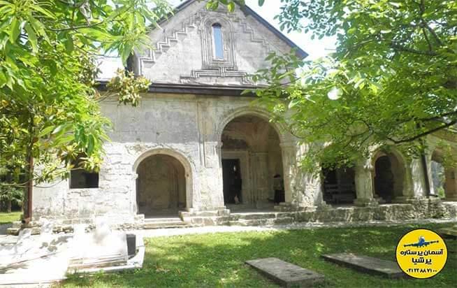 صومعه ی خوبی زوگدیدی گرجستان