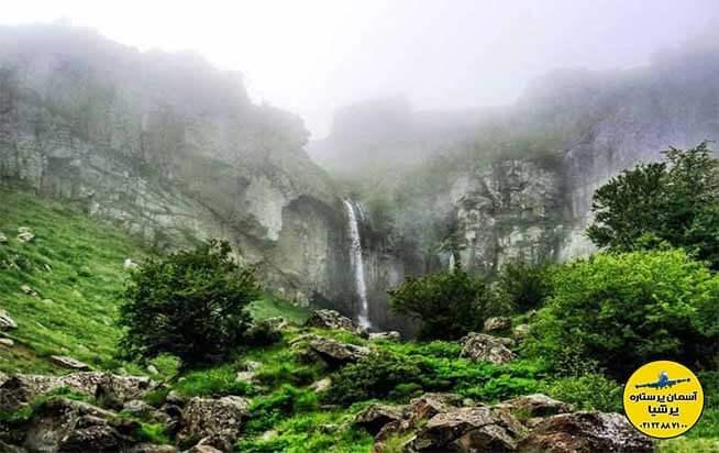 آبشار وَرزان
