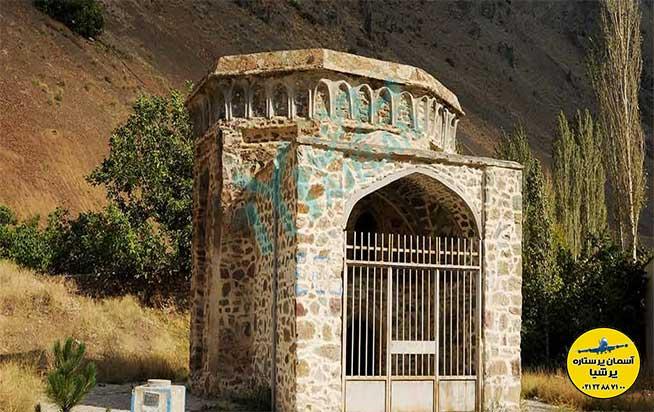 برج آرامگاهی میدانک استان البرز