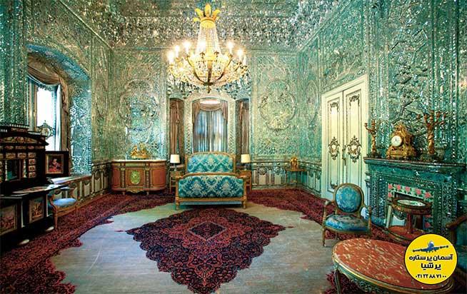 کاخ موزه سبز (کاخ شهوند)