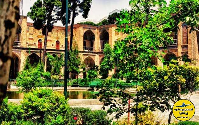 مسجد و مدرسه سپهسالار (شهید مطهری)