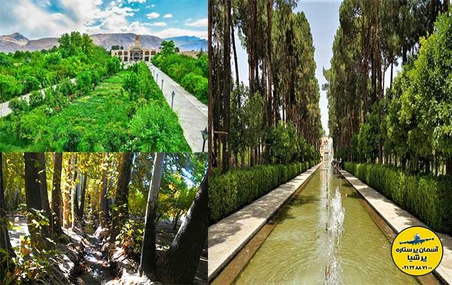 پوشش گیاهی استان یزد