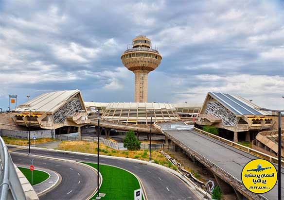 فرودگاه ارمنستان
