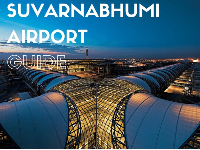 فرودگاه سووارنابومی بانکوک