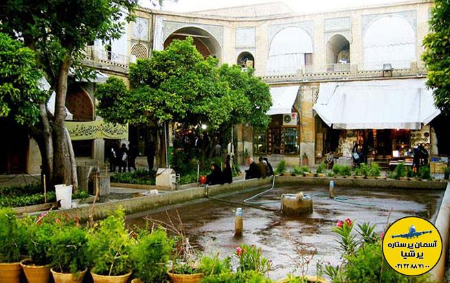 بازار مشیر شیراز