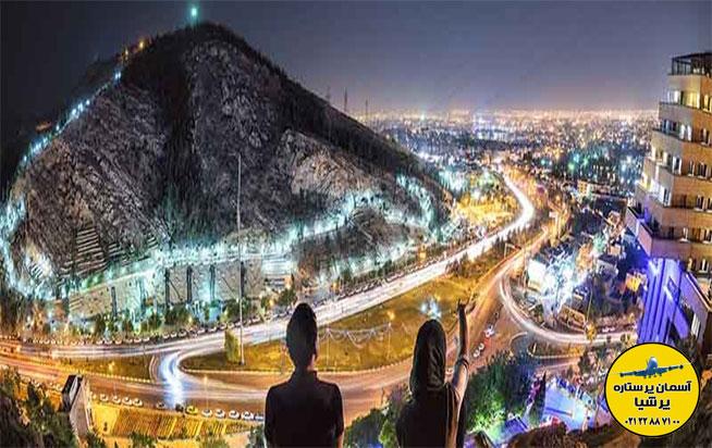 تفریحات در تور شیراز