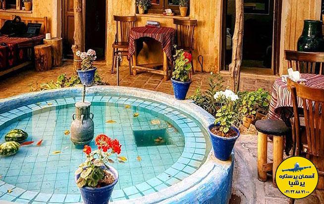 خانه سنتی پرهامی