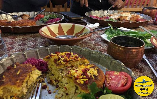 رستوران حاجی بابا