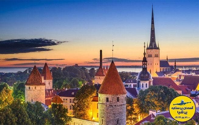 رفع ریجکتی ویزای استونی