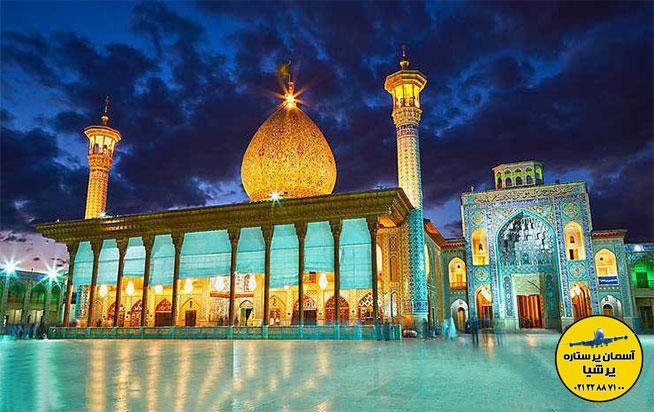 شاه چراغ تور شیراز