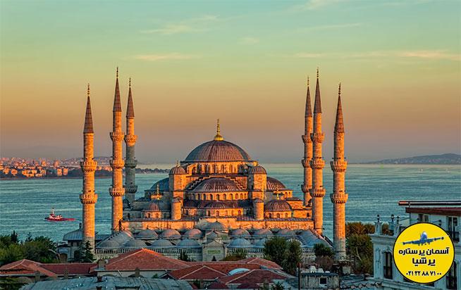 استانبول - شناخت ترکیه