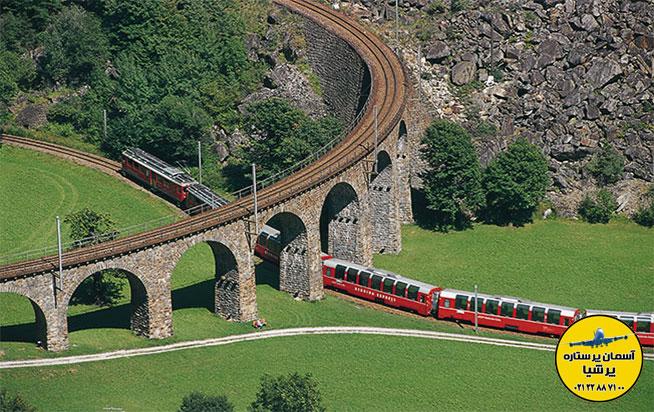 راه آهن Gornergrat