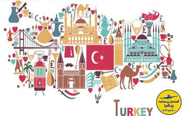 شناخت ترکیه