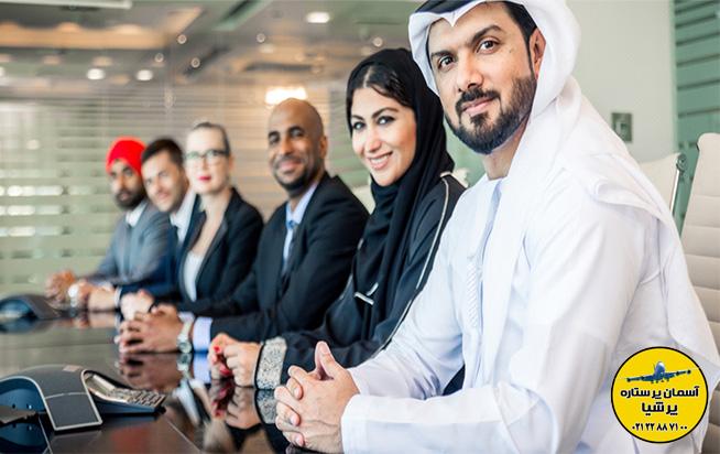 اقامت از طریق ثبت شرکت در دبی