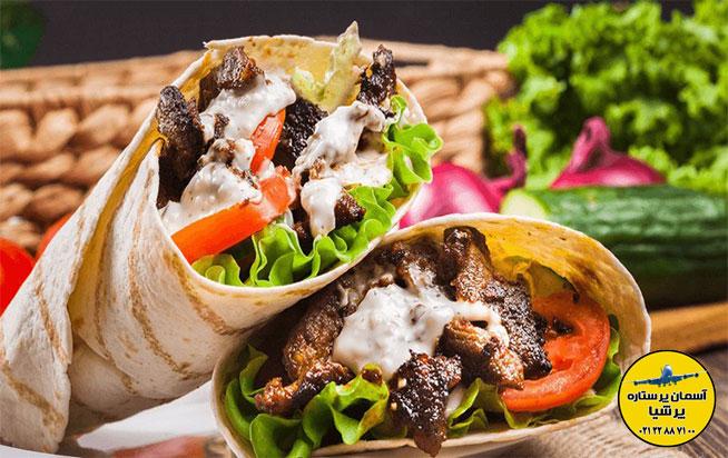 انواع طبخ کباب ترکی