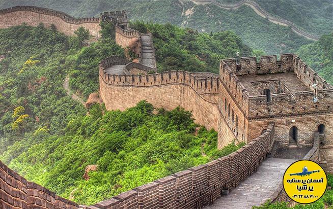 بادالینگ راهی به دیوار چین