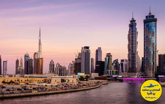 ثبت شرکت در مناطق ساحلی دبی