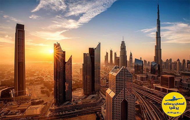 ثبت شرکت در منطقه آزاد دبی