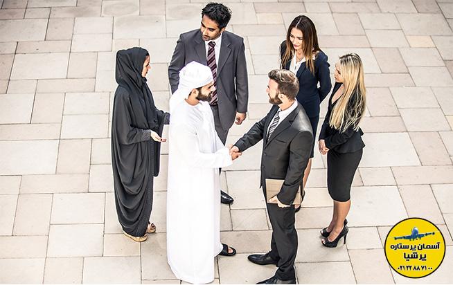 ساختار حقوقی تجارت در دبی