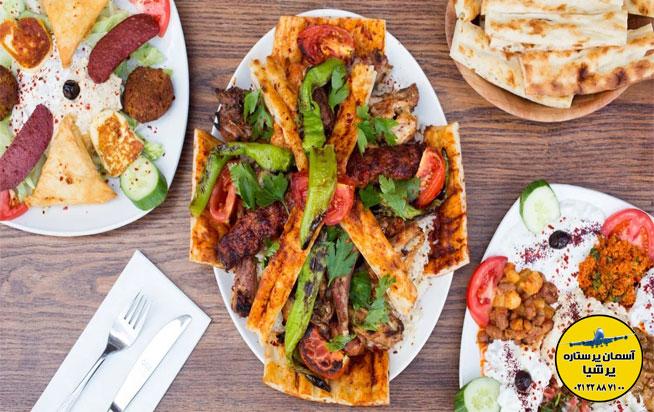 غذاهای خوشمزه آناتولی ترکیه