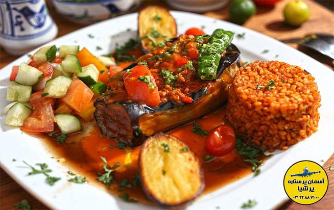 غذای صوفیان ترکیه