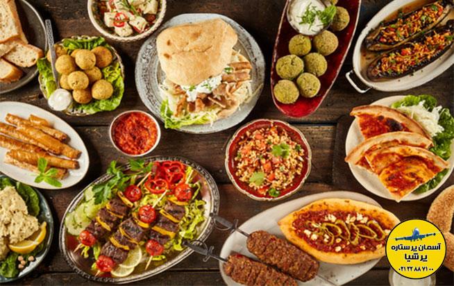 فرهنگ غذایی ترکیه