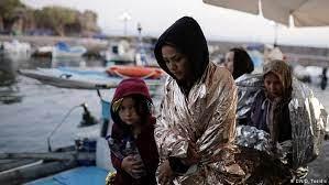 مهاجرت غیر قانونی به اروپا