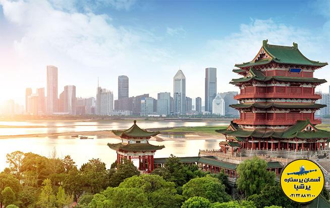 چین دروازه شرق
