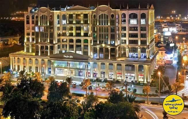 بازار سارینا در تور ارزان کیش