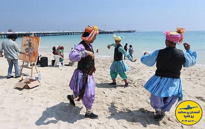 جشنواره هنر و فرهنگ تور کیش