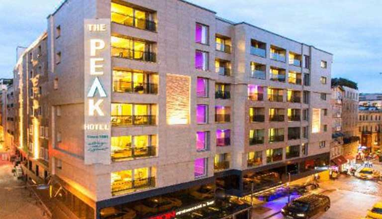 TAKSIM THE PEAK HOTEL