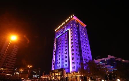 HOTEL KOUROSH KISH