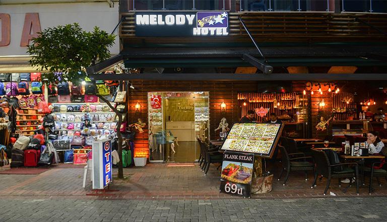 MELODY HOTEL ALANYA