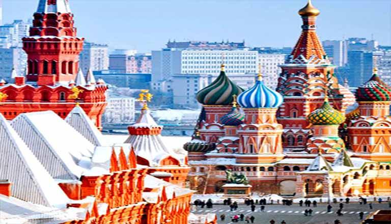 تور مسکو سنت پترزبورگ 7 روزه